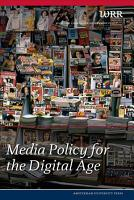 Media Policy for the Digital Age PDF