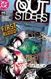 Outsiders (2003-) #6