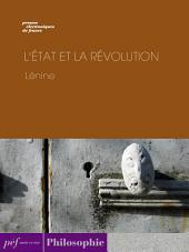 L'État et la Révolution