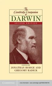 The Cambridge Companion to Darwin: Edition 2