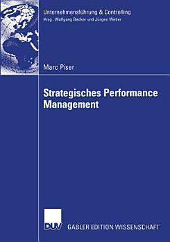 Strategisches Performance Management PDF