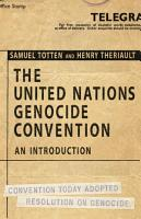 The United Nations Genocide Convention PDF