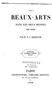Les beaux-arts dans les deux mondes en 1855