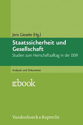 Staatssicherheit und Gesellschaft PDF