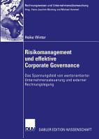 Risikomanagement und effektive Corporate Governance PDF