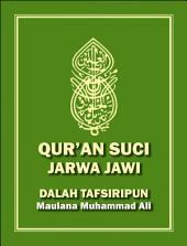 QURAN SUCI JARWA JAWI: DALAH TAFSIRIPUN