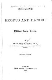 Caedmon's Exodus and Daniel
