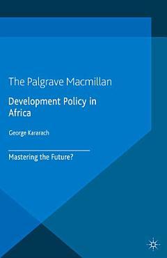 Development Policy in Africa PDF