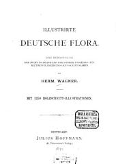 Illustrierte deutsche Flora