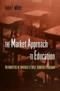 The Market Approach to Education PDF