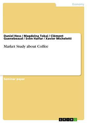 Market Study about Coffee PDF