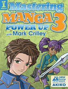 Mastering Manga 3 Book