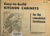 Easy-to-build Kitchen Cabinets for the Remodeled Farmhouse