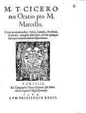 Oratio pro M. Marcello