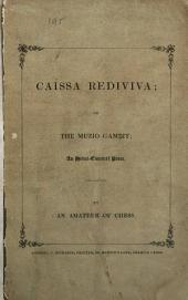 Caïssa rediviva: or, The Muzio gambit