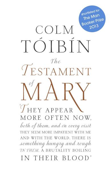 Download The Testament of Mary Book