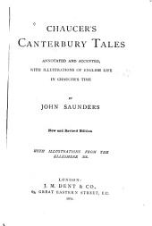 Chaucer's Canterbury Tales: Volume 1