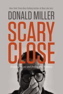 Scary Close Book