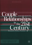 Couple Relationships in the 21st Century