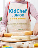 Kid Chef Junior Cookbook PDF