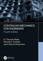 Continuum Mechanics for Engineers PDF