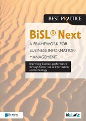BiSL® Next - A Framework for Business Information Management