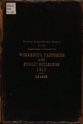 Annual Report: Volume 28