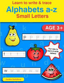 Learn to Write   Trace Alphabets A z PDF