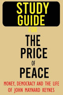 Study Guide For The Price Of Peace