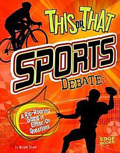 This Or that Sports Debate PDF