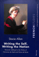 Writing the Self  Writing the Nation PDF