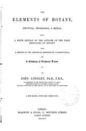 The Elements of Botany, Structural, Physiological, & Medical: Being a 6th Ed. of the Outline of the First Principles of Botany, with a Sketch of the Artificial Methods of Classification, and a Glossary of Technical Terms