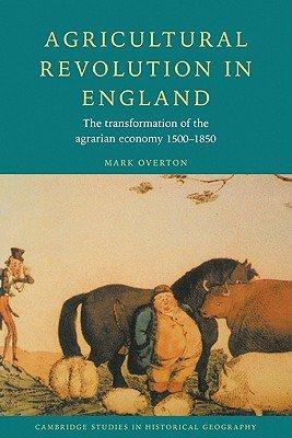 Agricultural Revolution in England PDF
