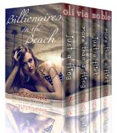 Billionaires on the Beach: The Complete Collection Boxed Set (Books 1-4)