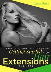 Getting Started in the Hair Extensions Business