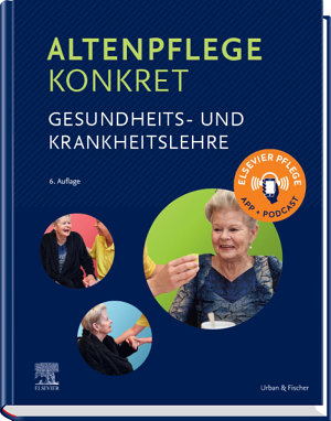 Altenpflege konkret Gesundheits  und Krankheitslehre PDF