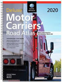 Rand McNally 2020 Deluxe Motor Carriers  Road Atlas PDF