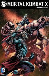 Mortal Kombat X (2015-) #8