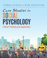 Case Studies in Social Psychology PDF