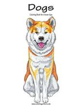Dogs Coloring Book for Grown-Ups 1