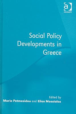 Social Policy Developments in Greece PDF