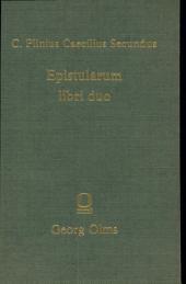 Epistularum libri duo