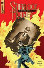 Sherlock Holmes: The Vanishing Man #3