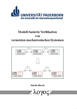 Modell basierte Verifikation von vernetzten mechatronischen Systemen PDF