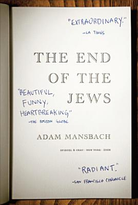 The End of the Jews