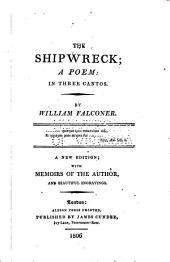 The shipwreck: a poem: in three cantos