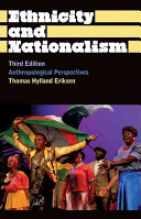 Ethnicity and Nationalism  Anthropological Perspectives PDF