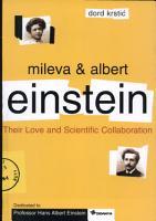 Mileva   Albert Einstein PDF