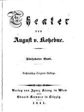 Theater: Bände 15-16