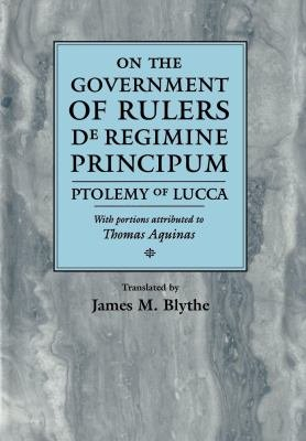 On the Government of Rulers PDF